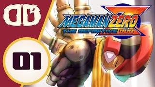 Mega Man Zero TDD S01E01: The Awakening (REMASTERED!)