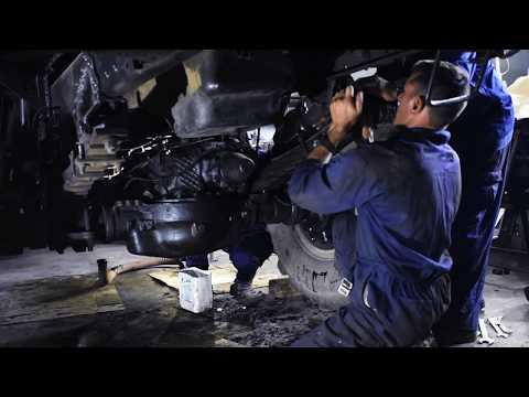 Mecánicos en República Democrática del Congo