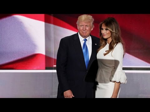 Melania Trump Defends Donald Trump, Blames Billy Bush for Egging Husband On in Lewd 2005 Tape