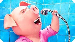 TOUS EN SCÈNE : Tous les Extraits VF du Film ! (Animation, 2017)