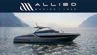 Luxury Yacht - New Riva 48' Dolceriva with Hard Top