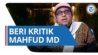 Haikal Hassan Beri Kritik Keras untuk Mahfud MD di ILC, Singgung soal Kekuasaan: Watak Asli Muncul