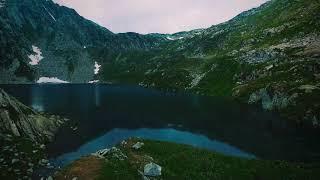 Dji Phantom 3 lake Switzerland