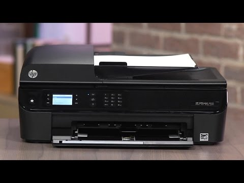 HP Officejet 4630: a true multifunction printer with additional copy, scan and fax capabilities