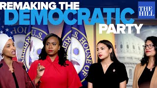 Alexandra Rojas: Inside Justice Democrats strategy to remake the Democratic party