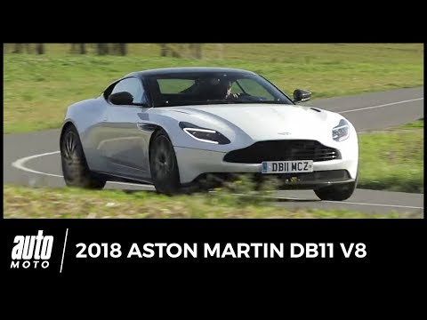 ASTON MARTIN Modèle : DB11 V8 VOLANTE