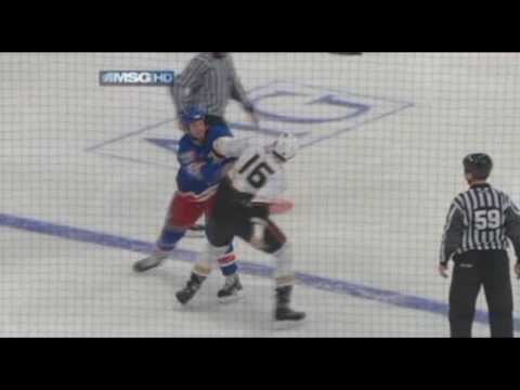 George Parros vs Colton Orr