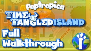 ★ Poptropica: Time Tangled FULL Walkthrough ★