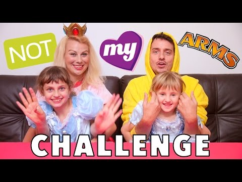 NOT MY ARMS CHALLENGE ft. Virginie Fait Sa Cuisine • Studio Bubble Tea