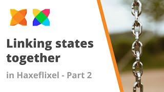 21. Linking states/levels together in Haxeflixel - Part 2