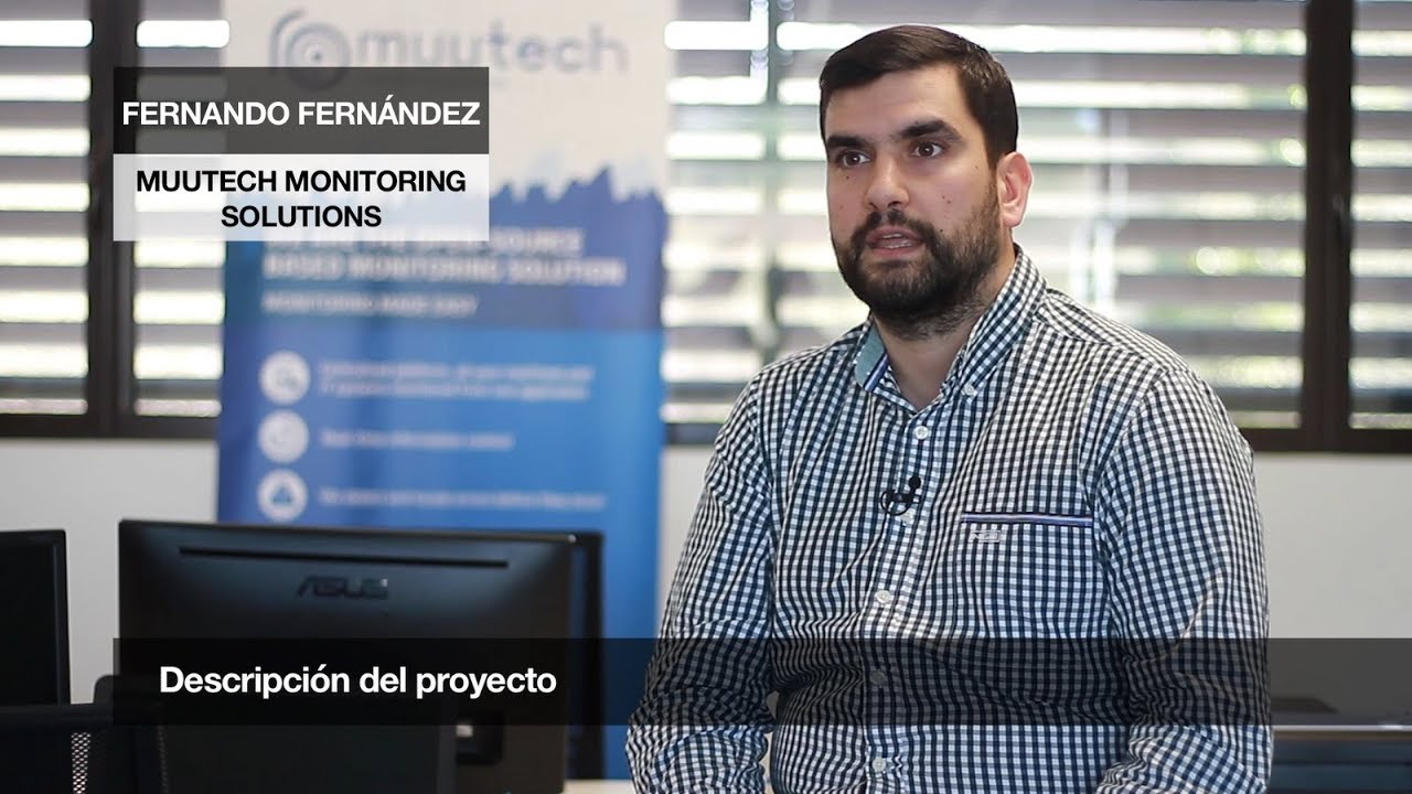 1 innovative project in 1 minute: Muutech Monitoring Solutions