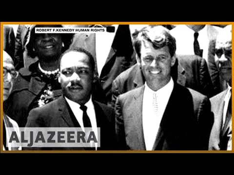 🇺🇸 JFK's historic speech on MLK's death remembered | Al Jazeera English
