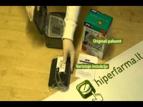 Rūpintis hipertenzinės krizės departamento
