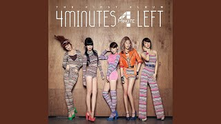 4Minute - Badly (나쁘게)