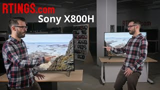 Video: Sony X800H TV Review: Is it better than the Sony X800G? (2020)