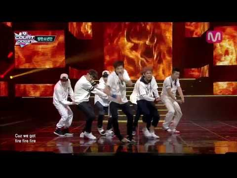 the rise of bangtan by b t s of mcountdown 2013 11 07