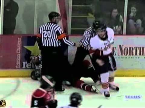 Sean Girard vs. Nathan MacKinnon