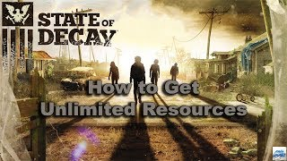 state of decay 2 trainer resources - मुफ्त ऑनलाइन