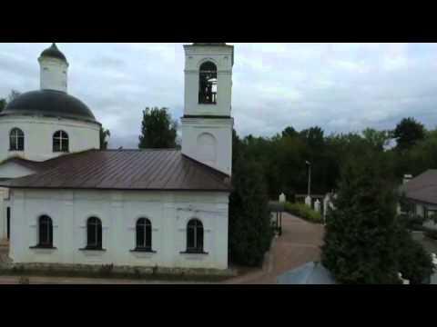 Ролик соколовского в церкви