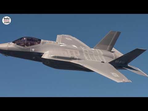 La Armada española espera tener en servicio el caza F-35B en torno a 2028
