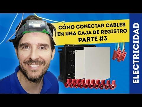CÓMO CONECTAR CABLES EN CAJA DE REGISTRO IMANBOX | REFORMA ELÉCTRICA PARTE #3