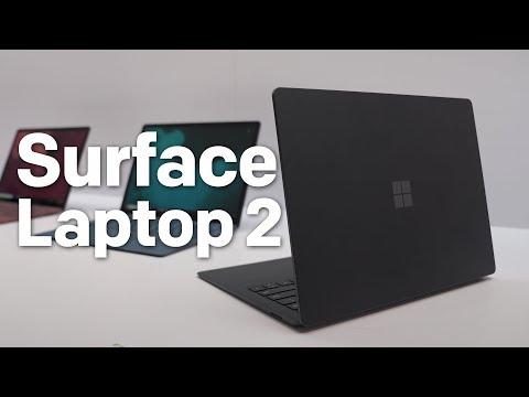 Surface Laptop 2 hands-on: Faster, new black color, but still no USB-C