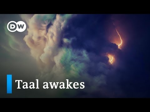 Philippines Taal volcano: Major eruption brewing | DW News