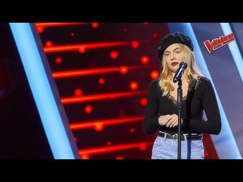 Annette Kolková - Labrinth : Jealous   The Voice Česko Slovensko 2019