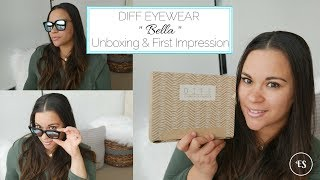 de12030499 diff eyewear unboxing - Free video search site - Findclip