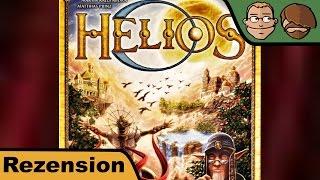 Helios - Brettspiel Test - Board Game Review #25