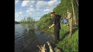 Рыбалка на медвежьих озерах с проживанием