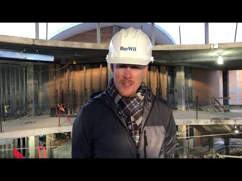 Video: Architect Stephen Trimble talks about the Regional Science and Technology Center