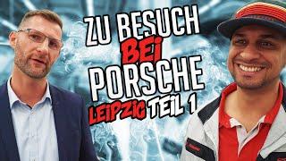 JP Performance - Visiting Porsche Leipzig   Part 1