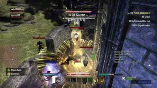 eso homestead pvp stamplar pvp the lawnmower endlessvideo