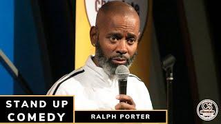 Why Do I Always Attract Big Women - Ralph Porter