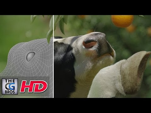 "CGI VFX Breakdowns : ""Making of Melkunie"" – by Postoffice Amsterdam"