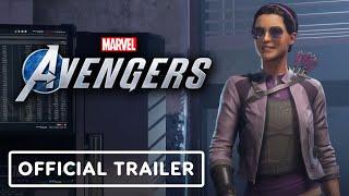 Marvel's Avengers - Official Kate Bishop Reveal Trailer