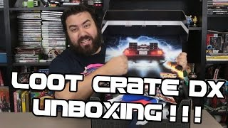 Loot Crate DX Unboxing | The Completionist