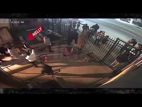 Nelly Rape Case: Security Footage Released