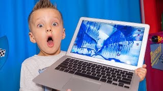 GRANNY РАЗБИЛА Ноутбук В Реальной Жизни! Кто ВИНОВАТ!
