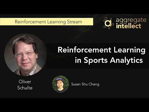 Reinforcement learning in sports analytics