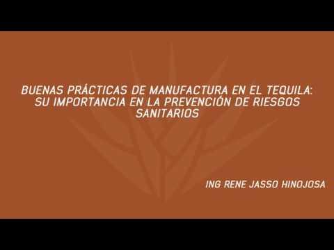 Buenas prácticas de manufactura en el tequila