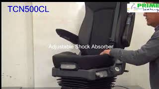 ADJUSTABLE SHOCK ABSORBER FUNCTION