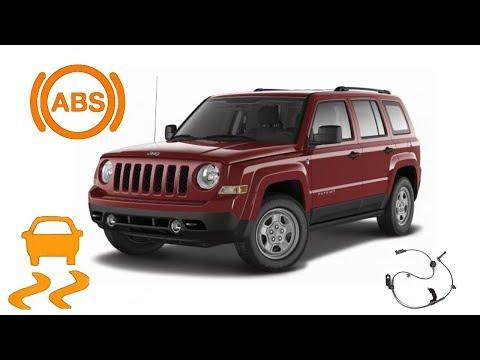 ESP BAS ABS Signal Speed sensor Replacement Jeep JK Wrangler