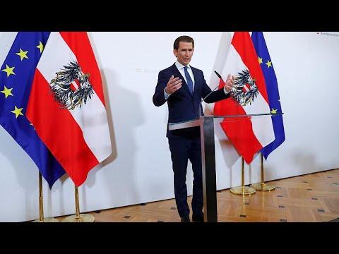 Σεμπάστιαν Κουρτς: «Μέχρι εδώ» – Πρόωρες εκλογές στην Αυστρία…