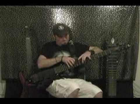 Greg Putnam 6-String Bass Solo