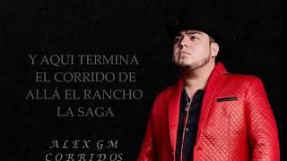 "(LETRA)""MACARIO LEYVA""  EL FANTASMA FT LENIN RAMIREZ (2017)"
