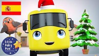 Dibujos Animados | ¡NUEVO DIBUJO! | Buster el Autobús | La primera Navidad Nevada de Buster