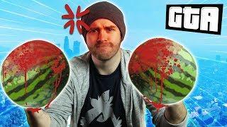 DON'T TAKE MY MELON | GTA 5 Races