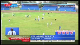KPL Results: Sofapaka third on Kenya Premiere League log